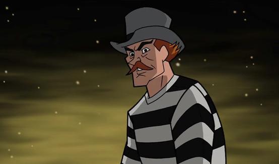 Безумный шляпник в мультсериале Бэтмен: Отвага и смелость