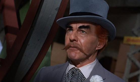 Безумный шляпник в телесериале Бэтмен (1960 год)