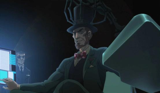 Безумный шляпник в Бэтмен: Дурная кровь