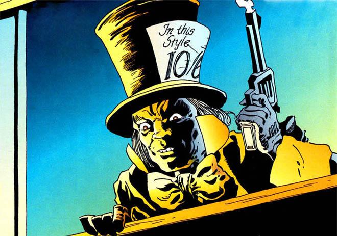 Безумный шляпник (Mad Hatter)