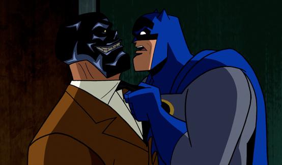 Чёрная Маска в мультсериале Бэтмен: Отвага и смелость