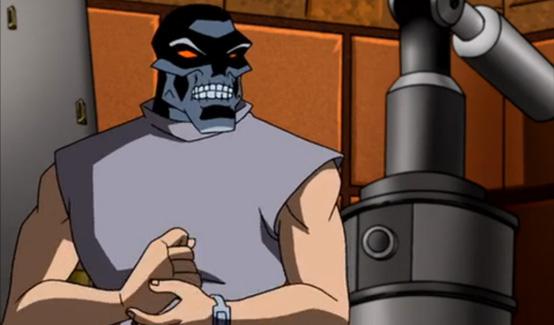 Чёрная Маска в мультсериале Бэтмен