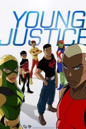 Юная Лига Справедливости (2010 - 2013)