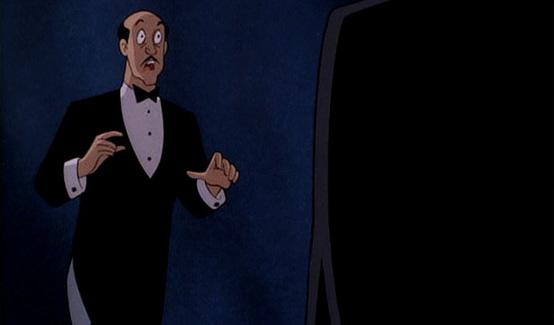 Альфред в Бэтмэн: Маска фантазма