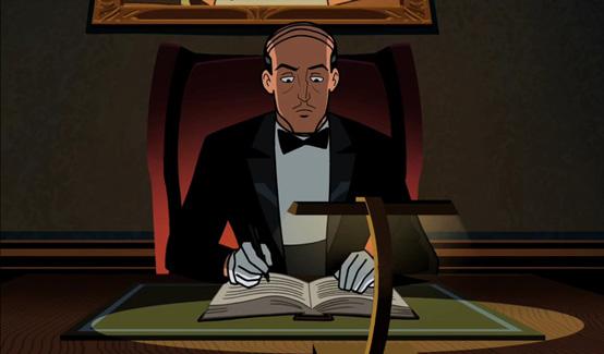 Альфред в мультсериале Бэтмен: Отважный и смелый