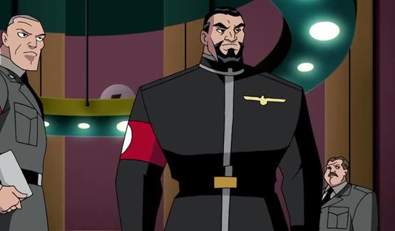 Вандал Сэвидж в мультсериале Лига Справедливости