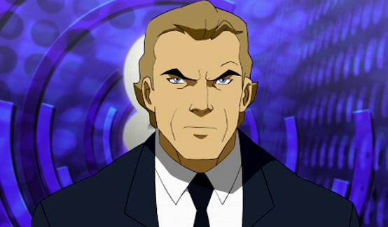 Великолепный Годфри в мультсериале Юная Лига Справедливости