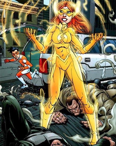 Кид Флэш (Kid Flash)