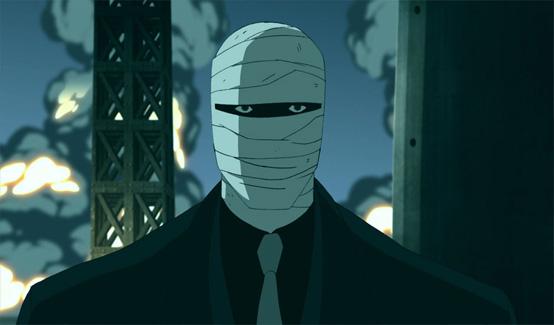 Харви Дент в Бэтмен: Возвращение Тёмного рыцаря