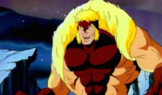 Саблезубый в мультсериале Люди Икс (1992 года)