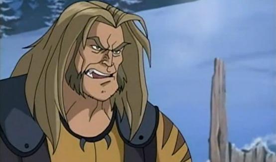 Саблезубый в мультсериале Росомаха и Люди Икс