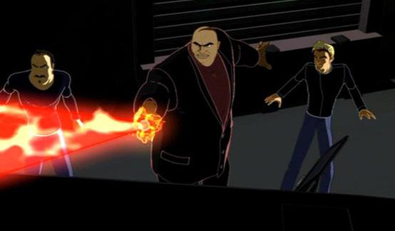 Кингпин в мультсериале Новый Человек-Паук