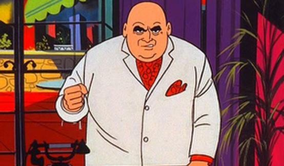 Кингпин появляется в мультсериале Человек-Паук (1967 год)