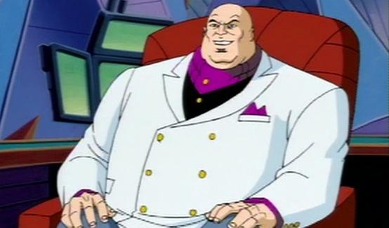 Кингпин появляется в мультсериале Человек-Паук