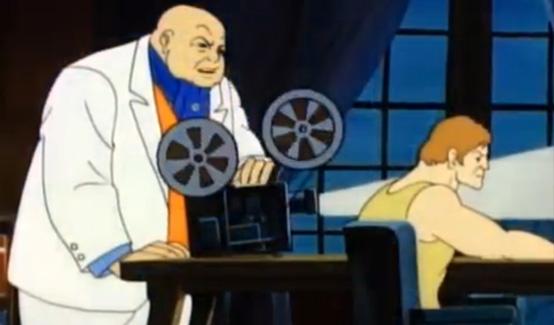 Кингпин в мультсериале Человек-паук и его удивительные друзья