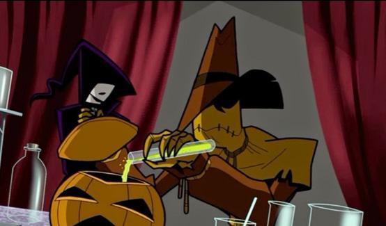 Пугало в мультсериале Бэтмен: Отвага и смелость