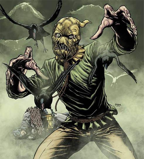 Пугало (Scarecrow)
