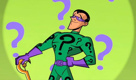 Загадочник в мультсериале Бэтмен Отвага и смелость