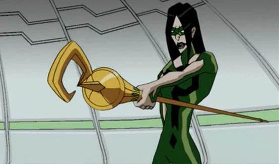 Загадочник в мультсериале Бэтмен (2004 - 2008)