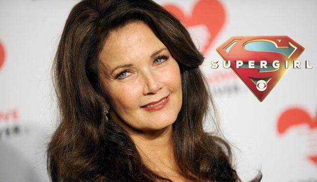 Линда Картер присоединяется к актёрскому составу Супергёрл