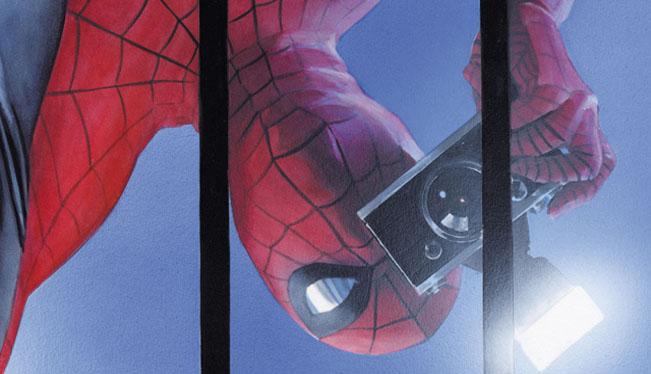 Фото со съёмок фильма Человек-паук: Возвращение домой