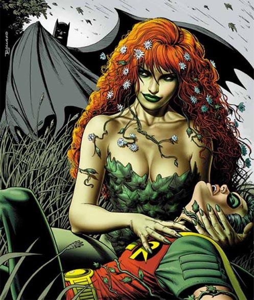 Ядовитый Плющ (Poison Ivy)