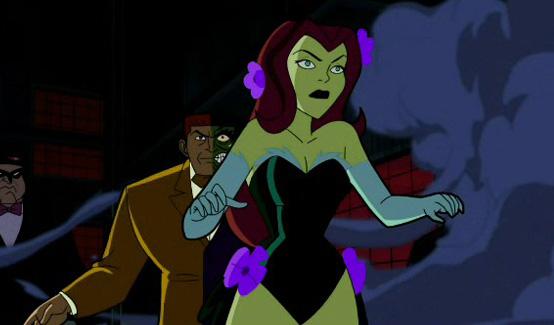 Ядовитый Плющ в мультсериале Бэтмен: Отважный и смелый