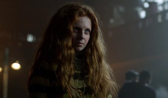 Клер Фоли в роли Ядовитого Плюща в сериале Готэм