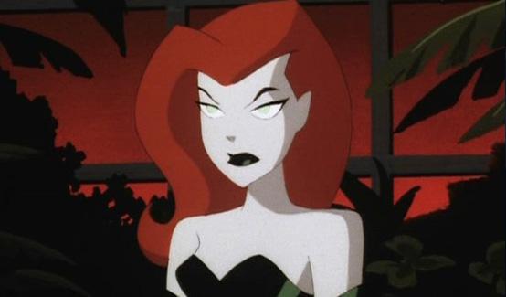 Ядовитый Плющ в мультсериале Новые приключения Бэтмена
