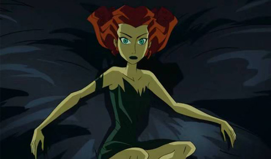Ядовитый Плющ в мультсериале Бэтмен (2004 - 2008)