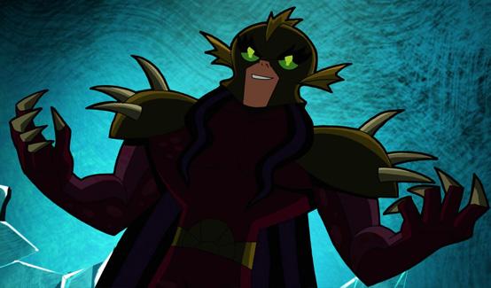 Повелитель Океана в мультсериале Бэтмен: Отважный и смелый