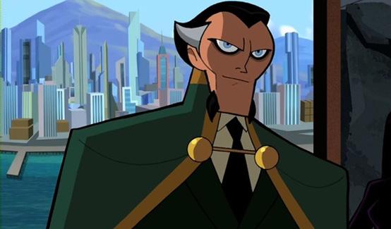 Ра'с аль Гул в мультсериале Бэтмен: Отважный и смелый