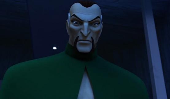 Ра'с аль Гул в мультсериале Берегитесь: Бэтмен
