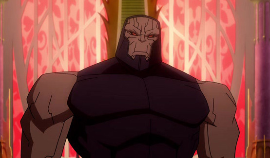Дарксайд появляется в Супермен/Бэтмен: Апокалипсис