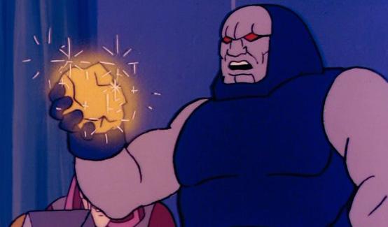 Дарксайд в мультсериале Супердрузья
