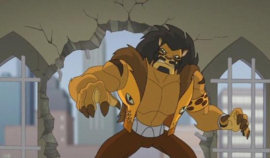 Крэйвен-Охотник в мультсериале Грандиозный Человек-Паук