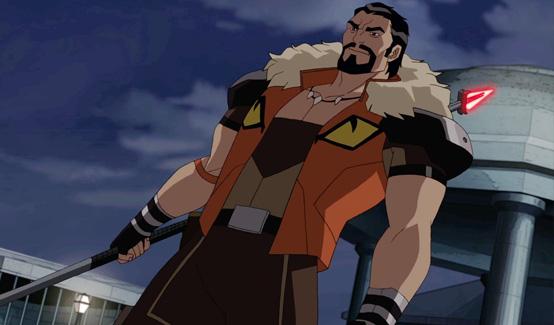 Крэйвен-Охотник в мультсериале Великий Человек-паук