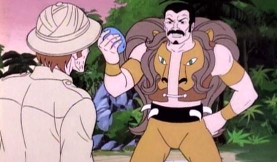 Крэйвен-Охотник в мультсериале Человек-паук и его удивительные друзья