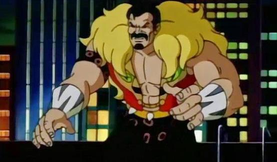 Крэйвен-Охотник в мультсериале Человек Паук (1994)