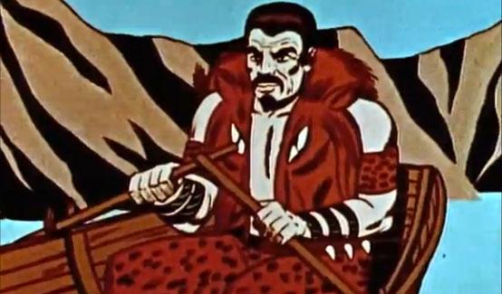 Крэйвен-Охотник в мультсериале Супергерои Marvel (1966)