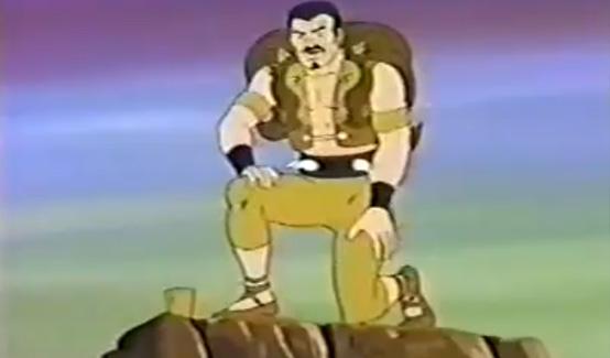 Крэйвен-Охотник в мультсериале Человек Паук (1981)