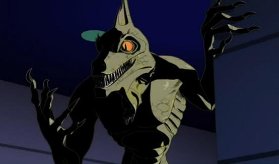 Ящер в мультсериале Новый Человек-Паук