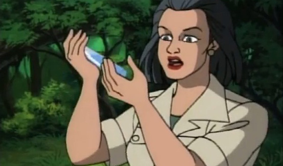 Мария Кроуфорд в мультсериале Человек-Паук (1994)