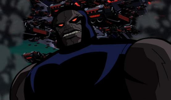 Дарксайд в мультсериале Бэтмен: Отважный и смелый