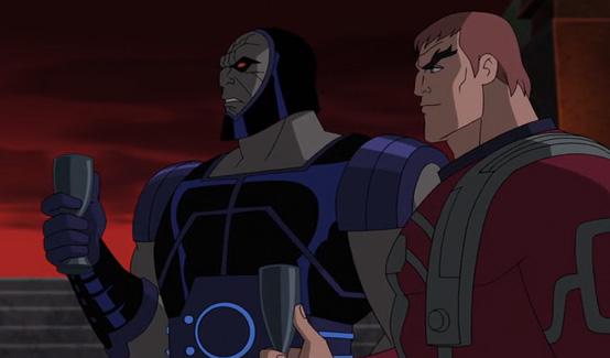 Дарксайд в Лига Справедливости: Боги и монстры
