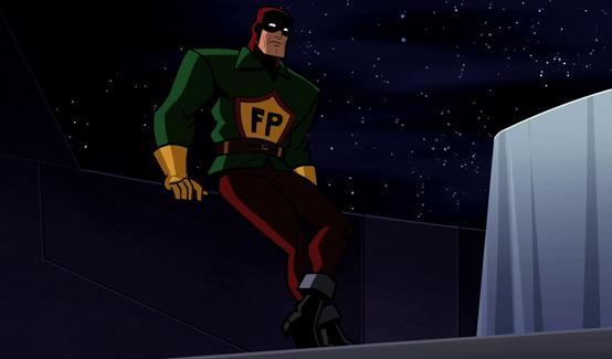 Терри Слоан в мультсериале Бэтмен: Отвага и смелость