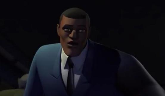 Майкл Холт в мультсериале Берегитесь: Бэтмен