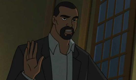 Мистер Террефик появляется в Лига Справедливости: Боги и монстры