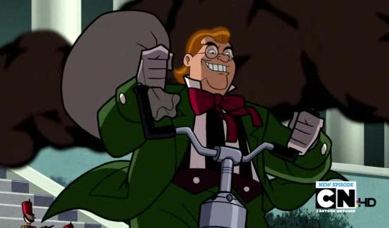 Игрушечник в мультсериале Бэтмен: Отважный и смелый