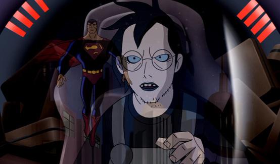 Игрушечник появляется в Супермен: Судный день